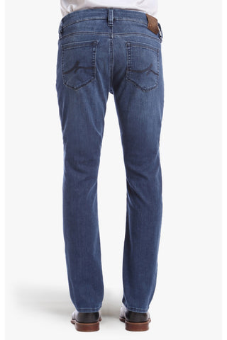 Courage Straight-Legged Jeans Mid Milan
