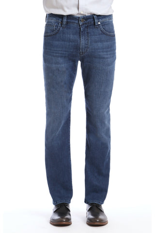 Courage Straight-Leg Jeans Mid Milan
