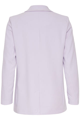 Kylie Soft Jacket Lilac