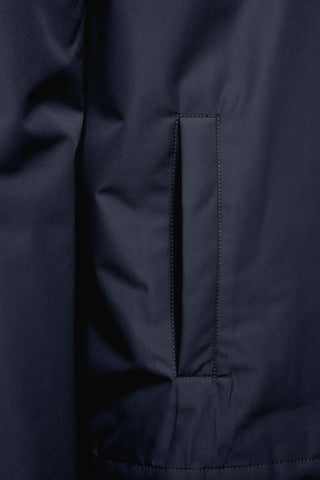 Ricky Nylon Jacket Navy
