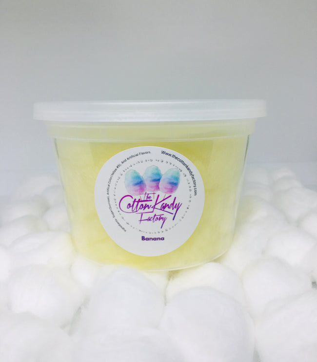 100 Cotton Kandy Cups (Branded label) 16 oz.