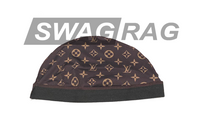 Brown LV Wave Cap