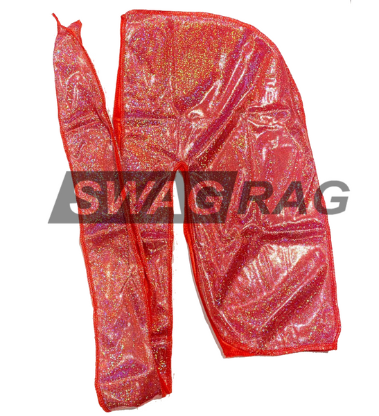Red Diamond Swag Rag