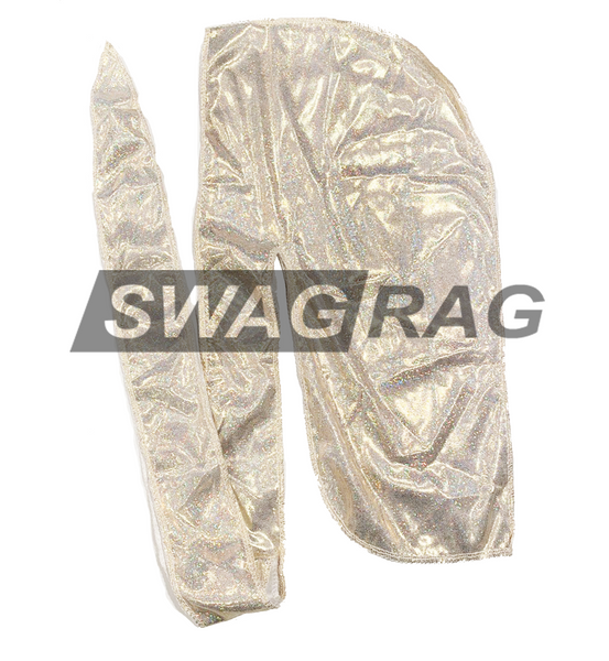 White Diamond Swag Rag