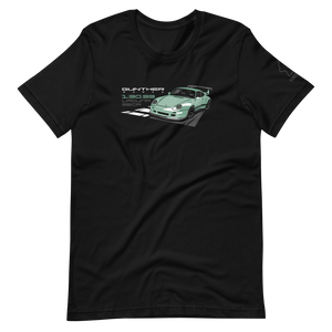 Guntherwerks Laguna Seca Lap time T-shirt