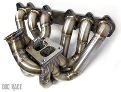 2JZ Twin Scroll Manifold Single Wastegate