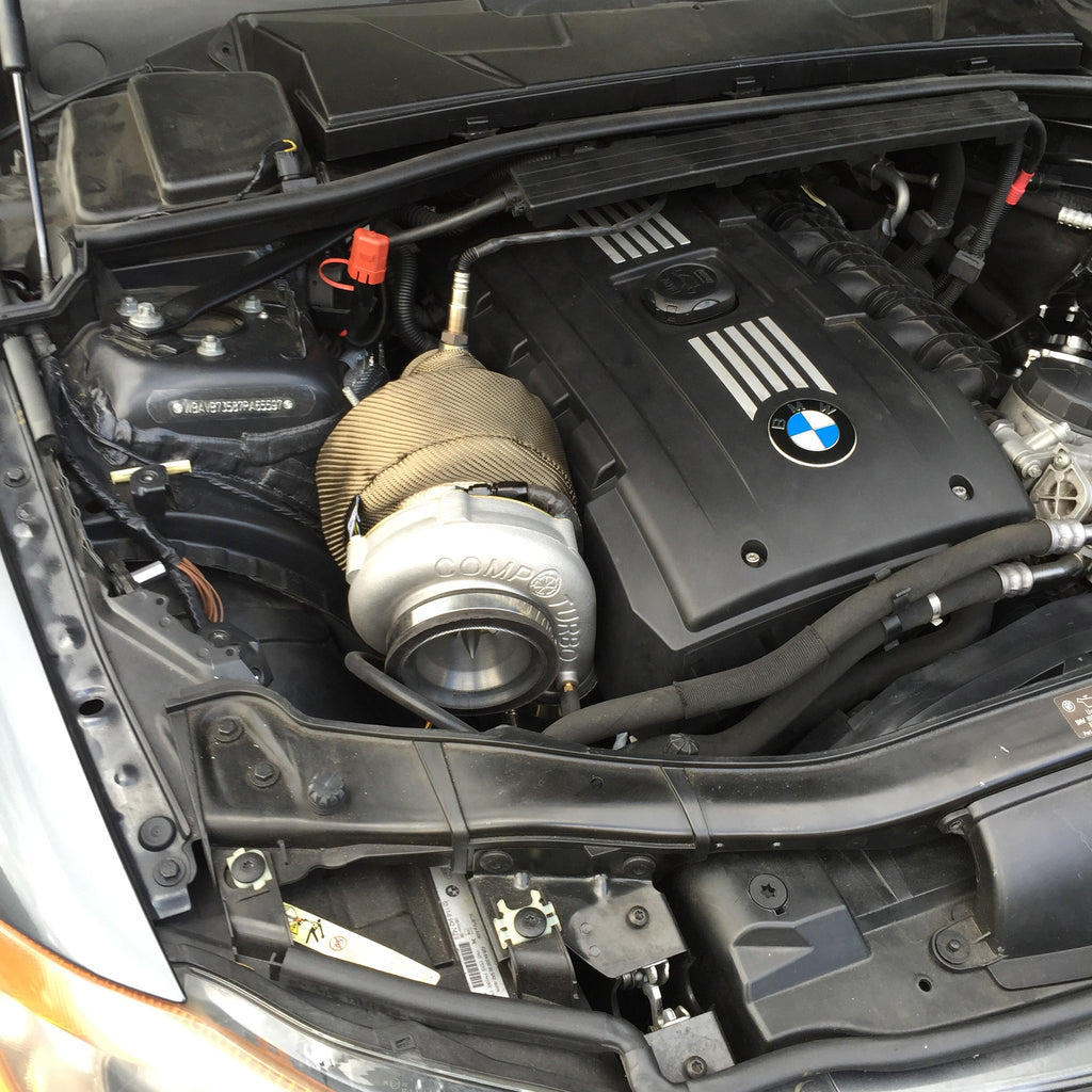 Bmw 335i Turbo Supercharger: BMW 335i N54 Single Turbo Manifold