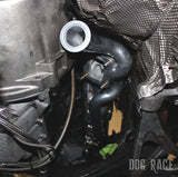E46 M3 Tubular Bottom-mount Manifold