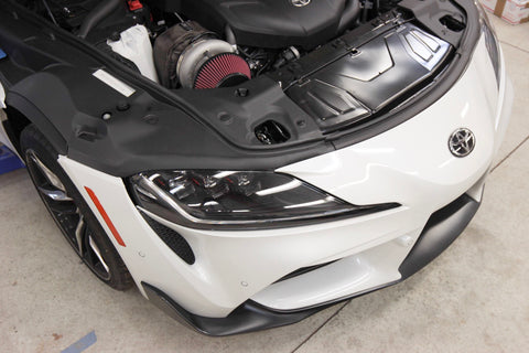 2020 A90 Supra Top Mount Turbo Kit