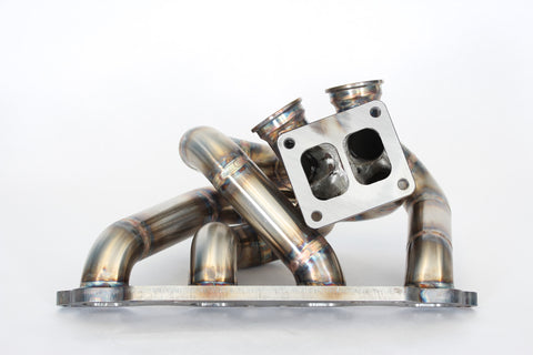 SR20DET Twinscroll Front Facing Manifold