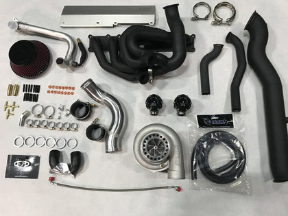 335i 2013+ F30 N55 Top Mount Turbo Kit
