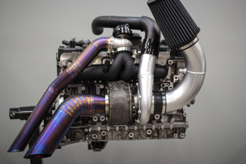 M3 M4 M2C S55 Single Turbo Kit