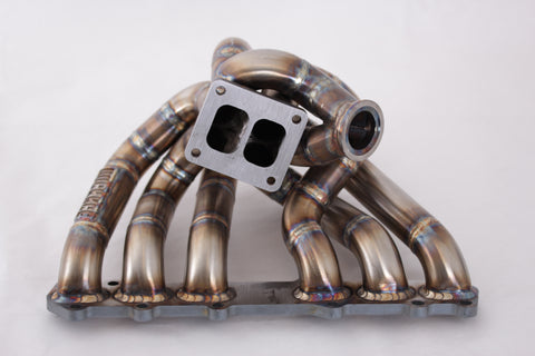 1JZ Twin Scroll Top Mount Single Wastegate