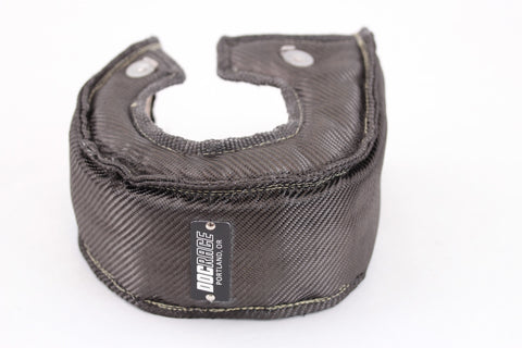DOC Race T4 Turbo Blanket Carbon