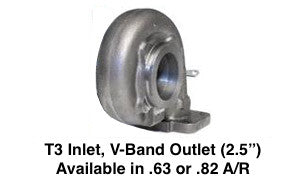 Garrett GTW3684R Ball Bearing Turbo