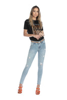 JEGGINGS DAISY/A RELISH    PE17016042RH