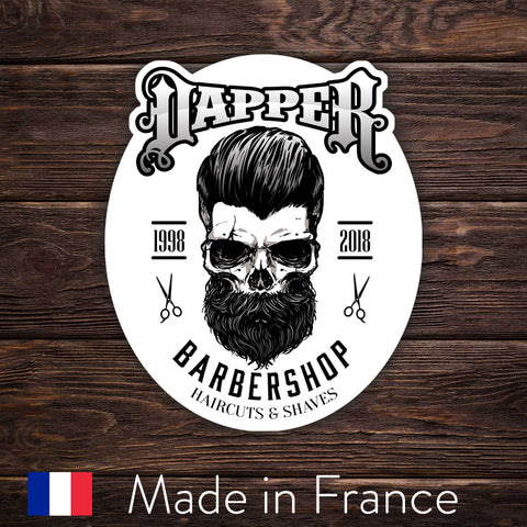 Barber Shop Logo - Dapper