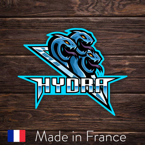 ESport Logo Sticker - Hydra
