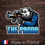 ESport Logo Sticker - The Panda