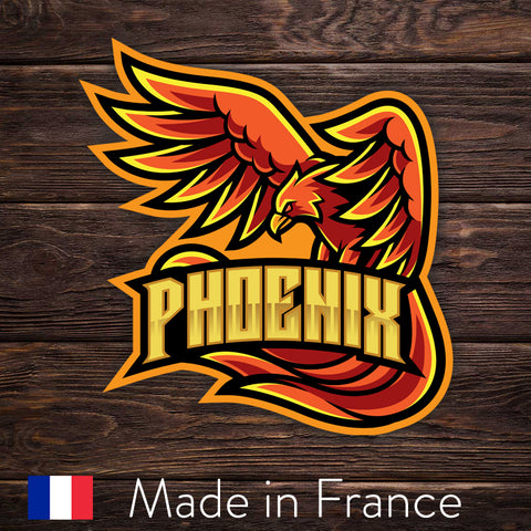 ESport Logo Sticker - Phoenix
