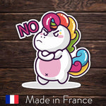 Cute Unicorn - No!