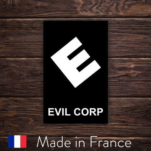 Evil Corp Mr Robot - TV Show