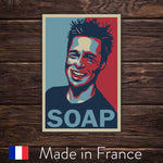 Tyler SOAP - Fight Club - Shepard Fairey Style