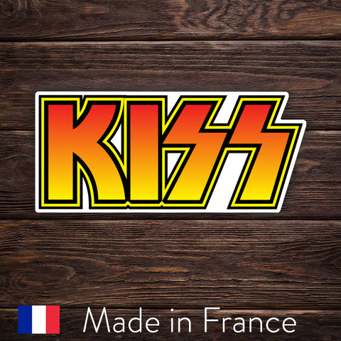 KISS Logo - Music