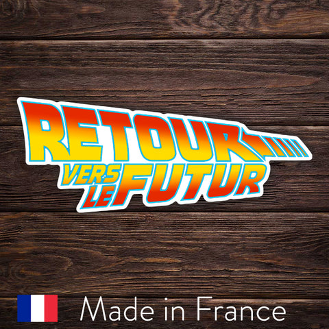 Back to the Future (french version) - Movie