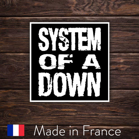 System Of A Down SOAD