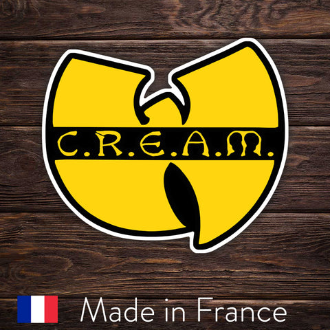 Wu Tang Clan CREAM