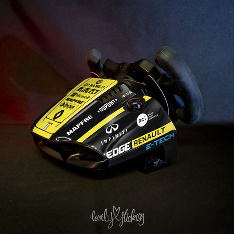 Renault F1 Livery
