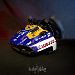 #2 Prost's Williams Camel Classic F1 90s Livery