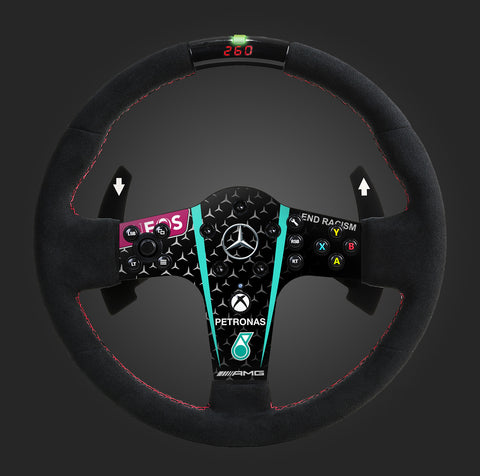 """Black Lives Matter"" AMG Petronas Mercedes F1 Livery"