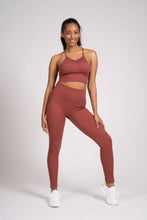 Load image into Gallery viewer, Seamless Rib High Waist Leggings