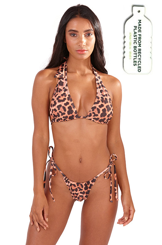 South Beach Animal Print Bikini