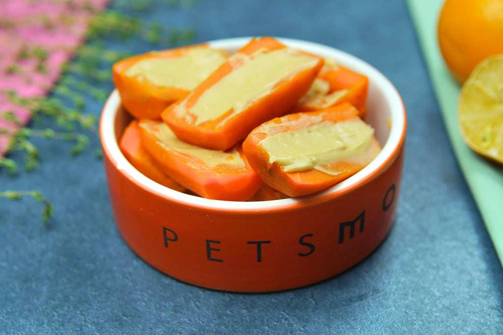 DIY Carrot Boats for Dogs Recipe