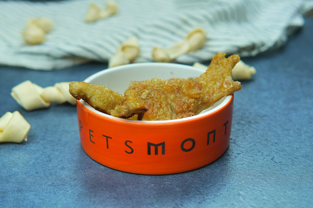 DIY Turkey Cracklings for Cats and Dogs Recipe
