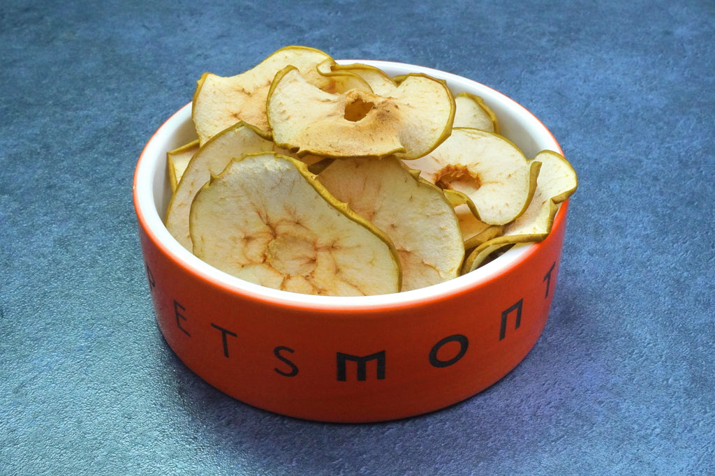 DIY Tasty Apple Chips for Dogs Recipe
