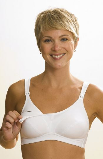 Elizabeth Wireless Nursing Bra - The Birth Shop