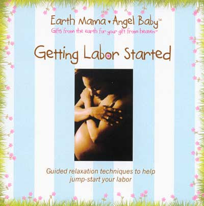 Getting Labor Started CD - The Birth Shop