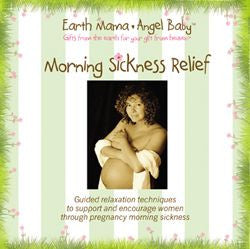 Morning Sickness Relief CD