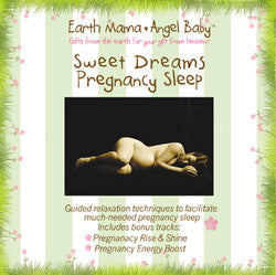 Sweet Dreams Pregnancy Sleep CD - The Birth Shop