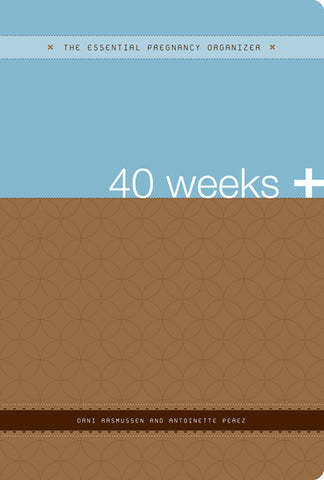 The Essential Pregnancy Organizer 40 weeks + - The Birth Shop