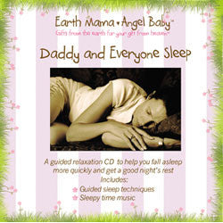 Daddy & Everyone Sleep CD - The Birth Shop