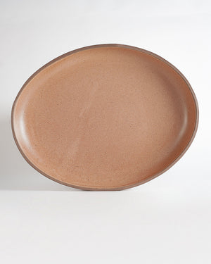 Oval Platter Caramelo