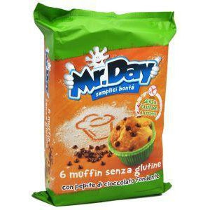 Mr. Day Muffin al Cioccolato-GlutenFreeShop
