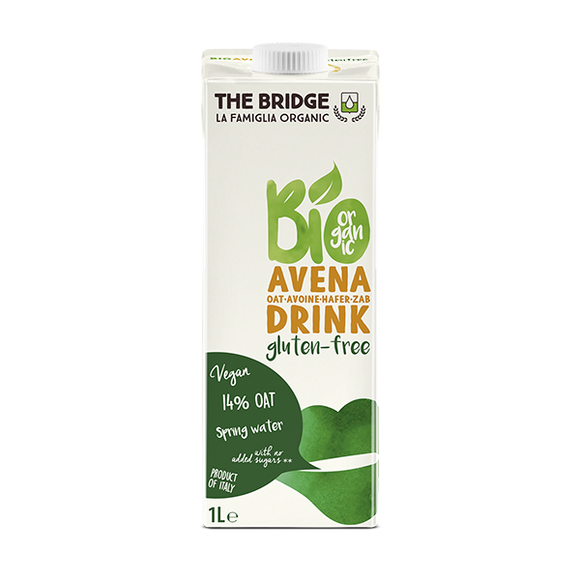The Bridge Bevanda di Avena-GlutenFreeShop