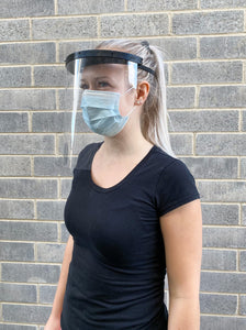 The Glia Face Shield - Solid Top, PPE
