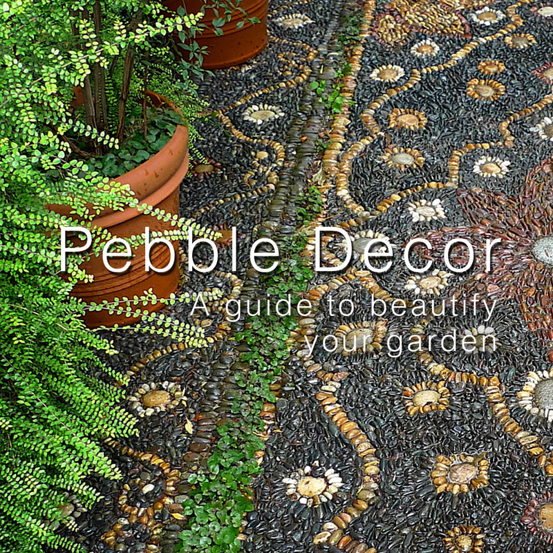 Decor with Pebbles : A Guide
